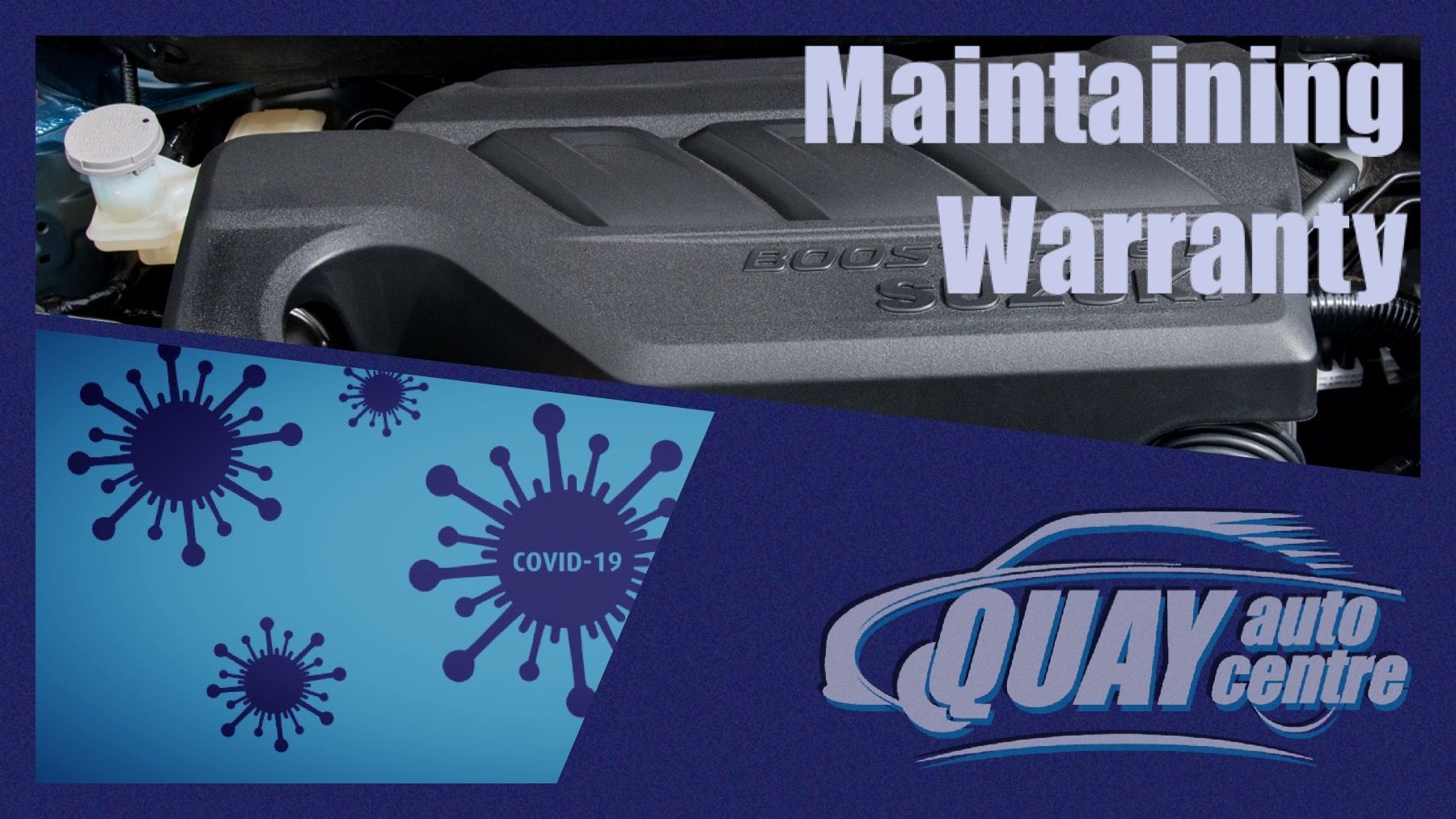 Maintaining your manufacturer Warranty during COVID-19