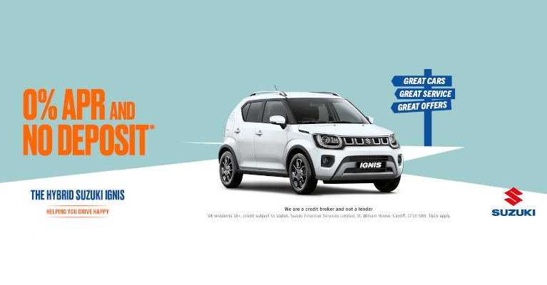 http://www.quayautocentre.co.uk/pages/suzuki/ignis#offers